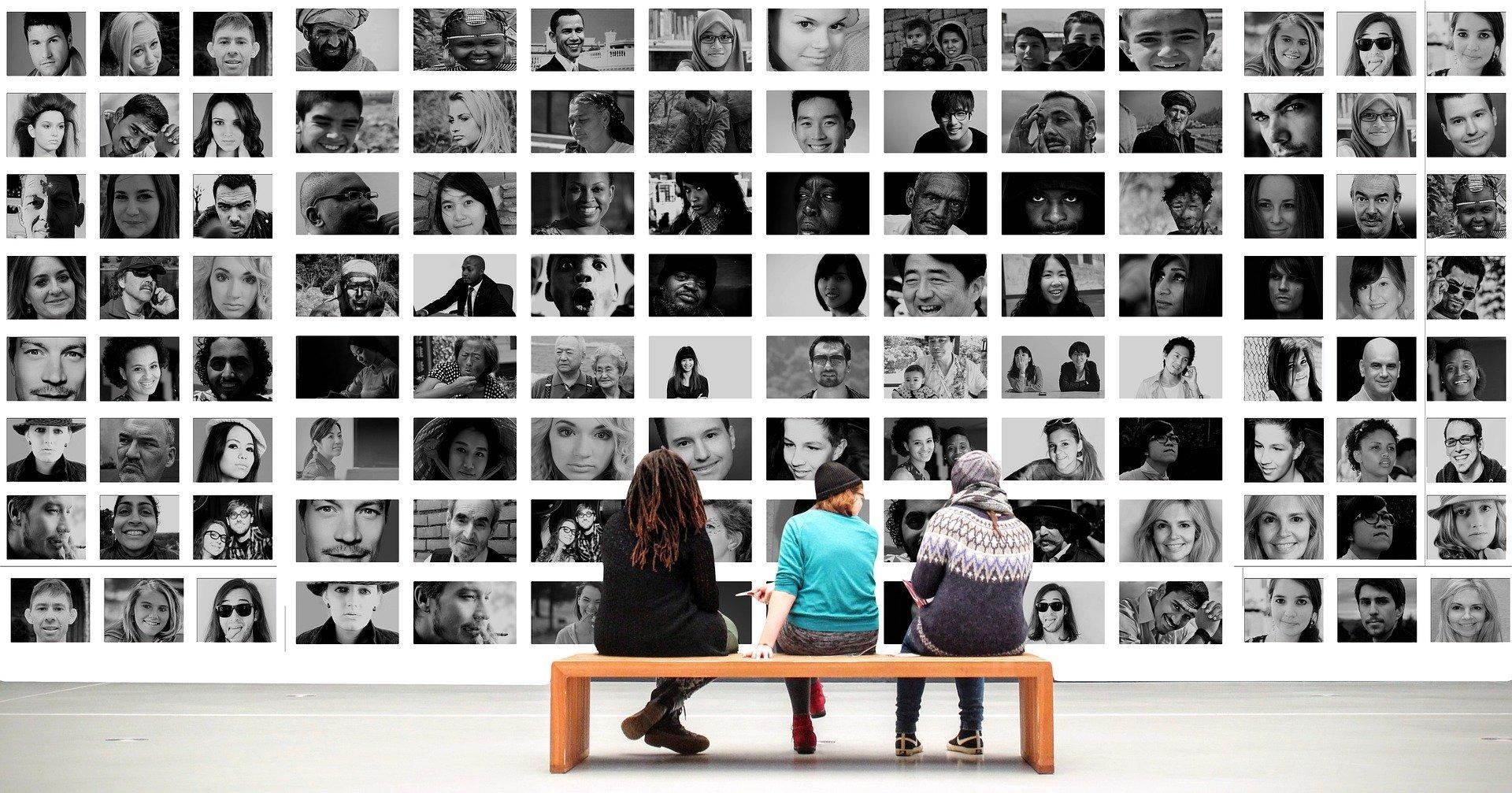 Il riconoscimento - Le lotte sociali per ottenere il benessere mentale.
