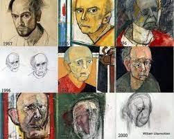 William Utermohlen- Quando l'arte incontra l'Alzheimer